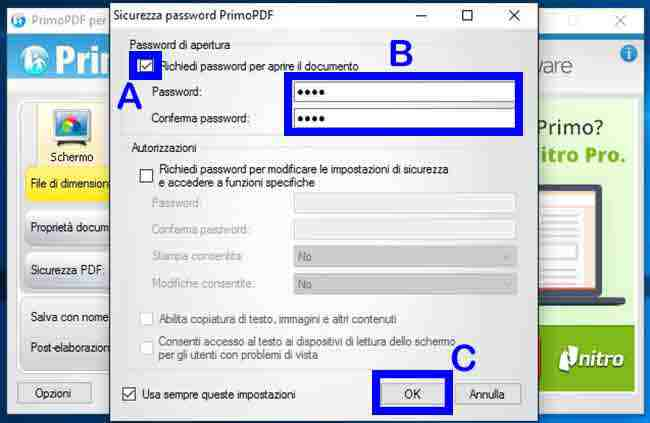 Come-proteggere-un-file-PDF-con-password-C