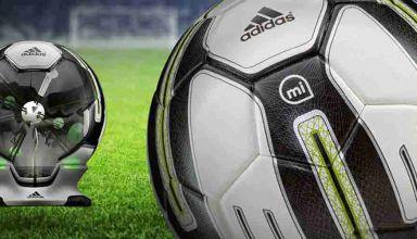 Pallone da calcio smart che comandi con un'app