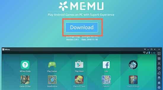 Come-emulare-Android-Lollipop-sul-PC-con-MEnu-A