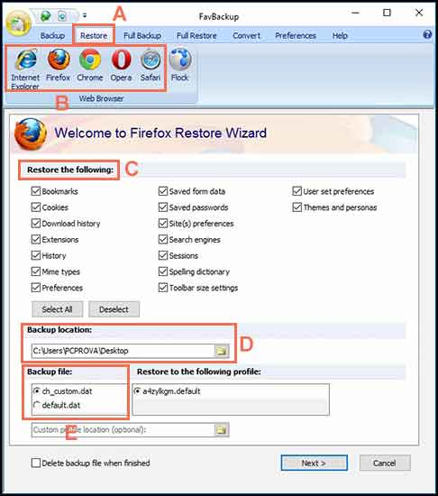 Come-fare-backup-del-browser-per-salvare-impostazioni,-preferiti-e-password-E