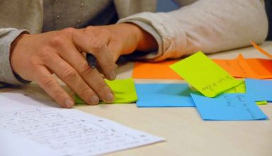 Come gestire post-it su desktop Windows 10