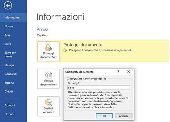 Come-proteggere-un-file-Word-con-password-C