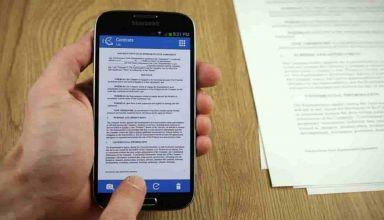 Come scansionare documenti con Android
