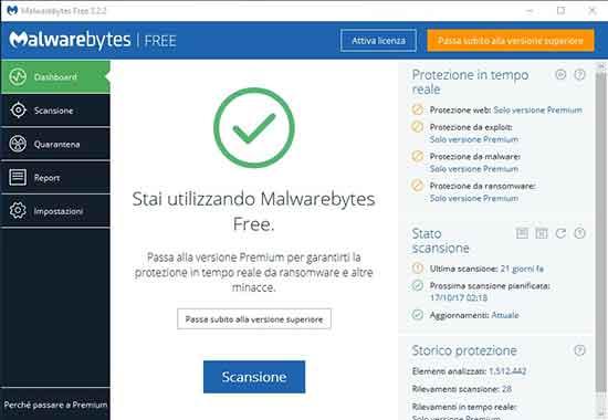 Miglior-anti-malware-gratis-per-Windows-10-A